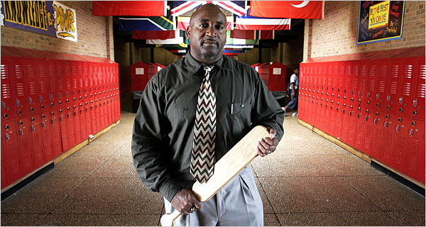 In Many Public Schools, the Paddle Is No Relic - The New